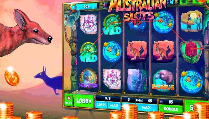 slot online gratis Australia